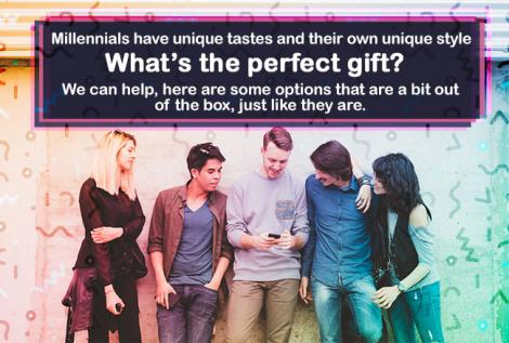 How to surprise a millennial? We have a few ideas.