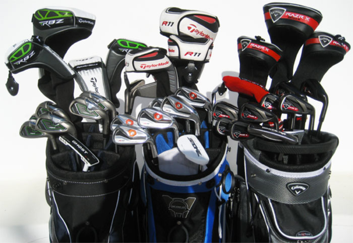 1 the golf clubs the most important gift for golfers are the golf clubs with ever changing technology golf clubs come in a few different shaft types