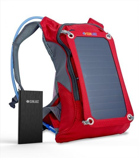 Mochila con Cargador SolarSolar Charger Backpack