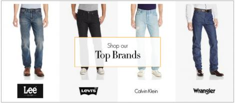 Shop Top brands Jeans at amazon. Take 50% or more off