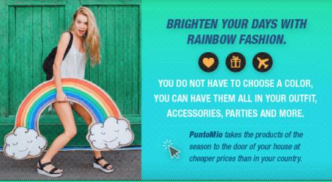 Trend: Rainbow fashion